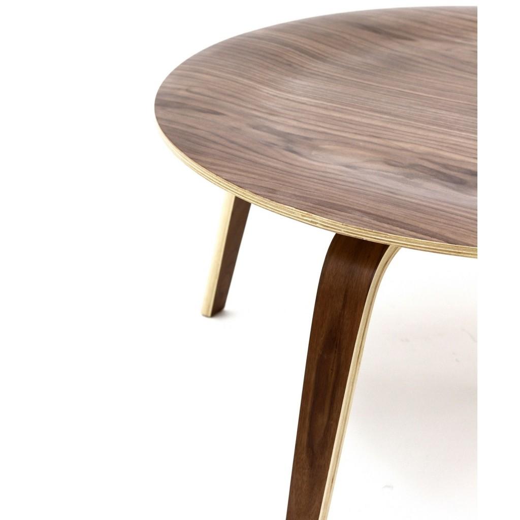 bamboo modern furniture. Bamboo Coffee Table Walnut Wood 4 Modern Furniture O