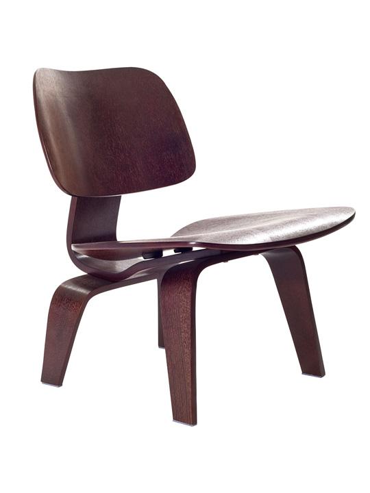 Bamboo Lounge Chair Wenge Wood 1