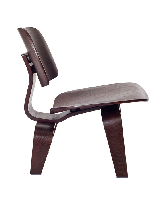 Bamboo Lounge Chair Wenge Wood 2