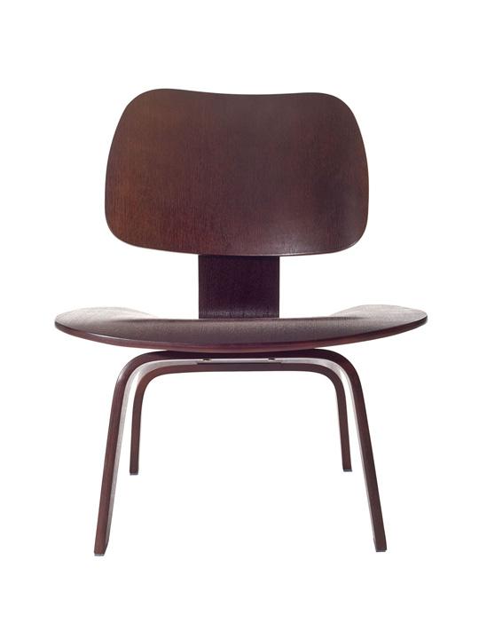 Bamboo Lounge Chair Wenge Wood 3