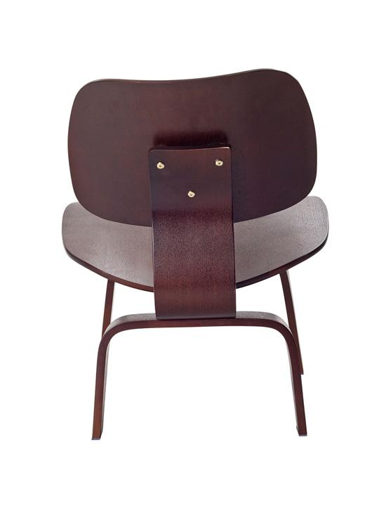 Bamboo Lounge Chair Wenge Wood 4