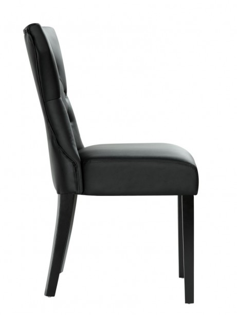 Black Bally Dining Chair 2 461x614