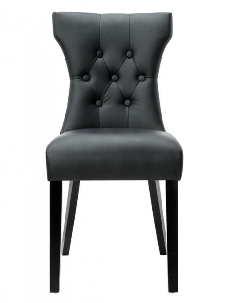 Black Bally Dining Chair 461x614