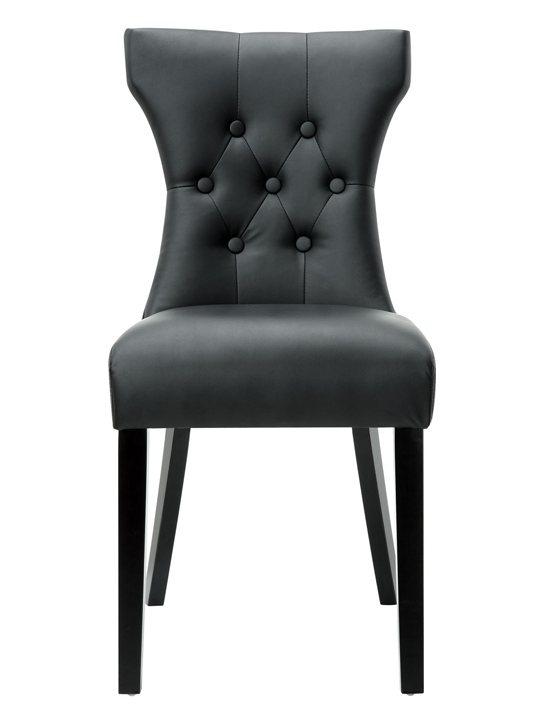 Black Bally Dining Chair