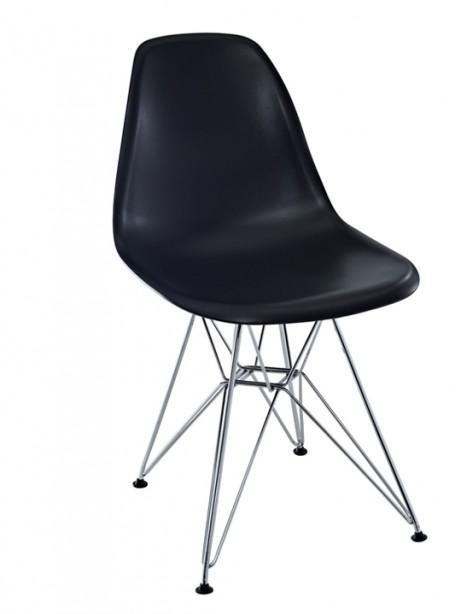 Black Ceremony Wire Chair 461x614