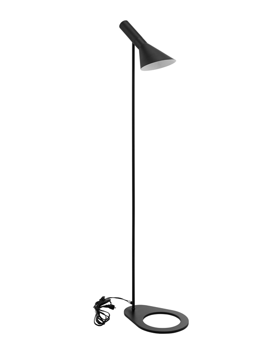 Black Dial Floor Lamp1