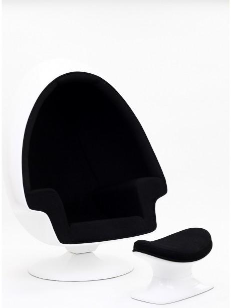 Black Droplet Lounge Set 5 461x614