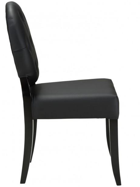 Black Heirloom Dining Chair 2 461x614