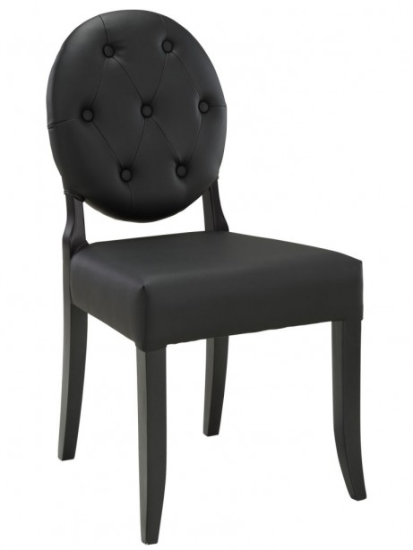 Black Heirloom Dining Chair 3 461x614