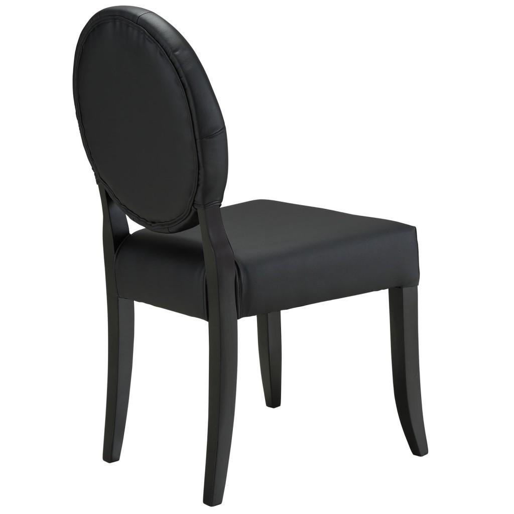 Black Heirloom Dining Chair