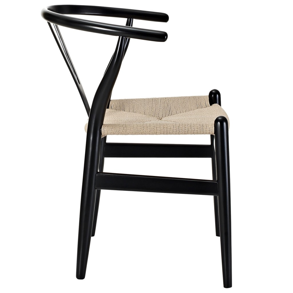 Black Hemp Chair 3