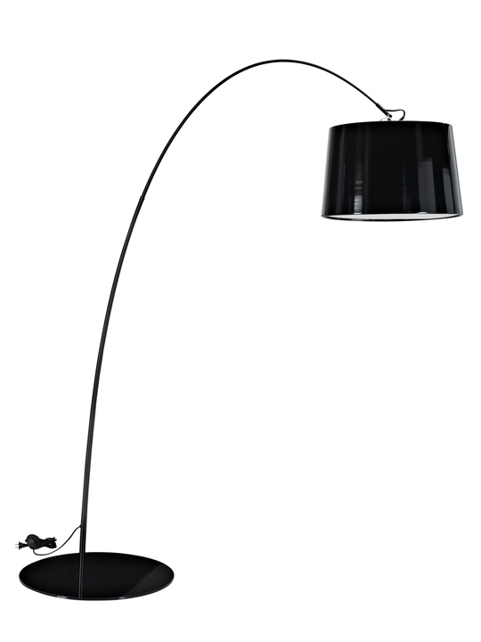 Black Lux Lamp