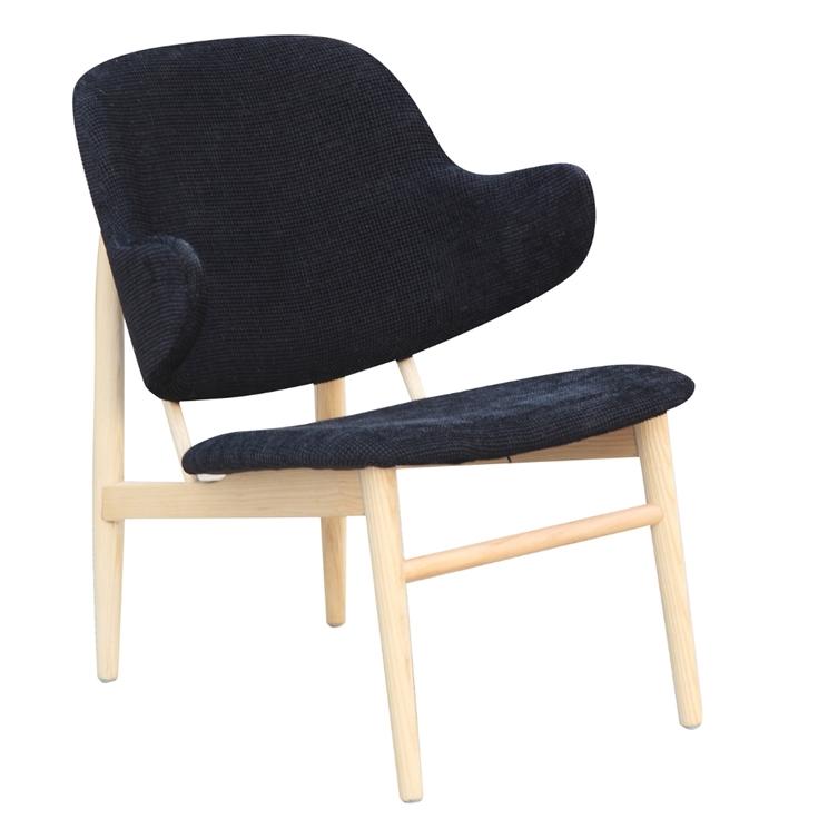 Black Natural Wood Balman Chair 6