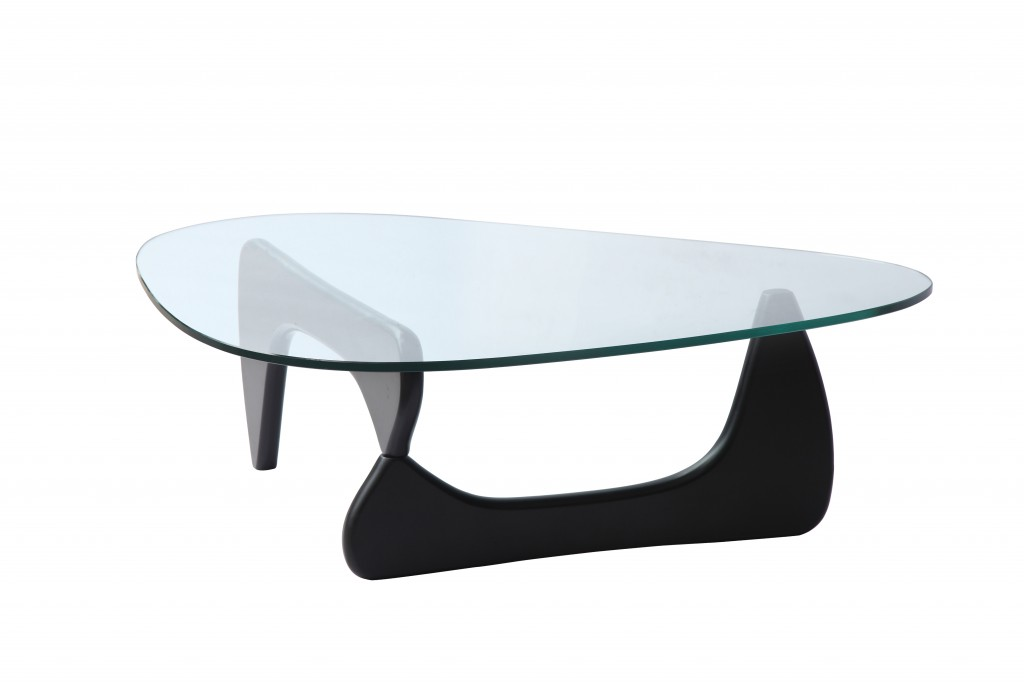 Black Triangle Coffee Table 2