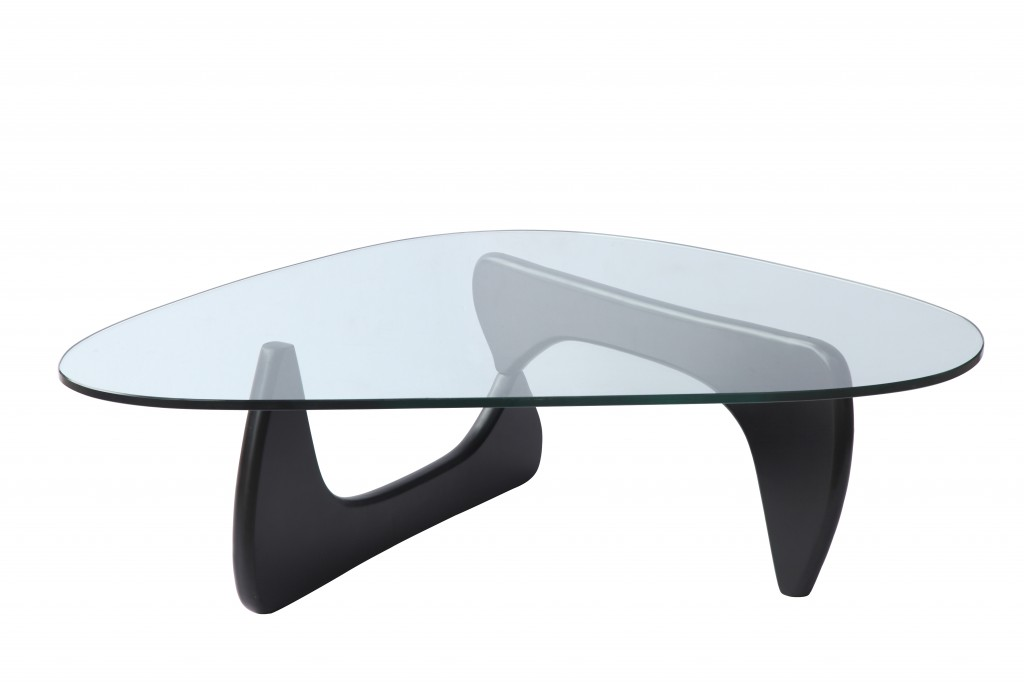 Black Triangle Coffee Table 4