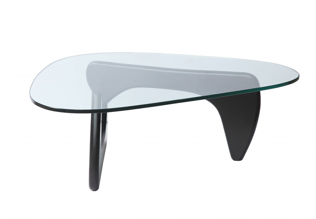 Black Triangle Coffee Table 5
