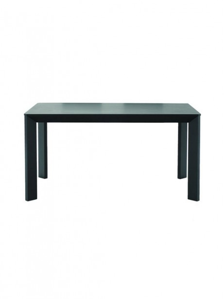Black Wood Dining Table 461x614