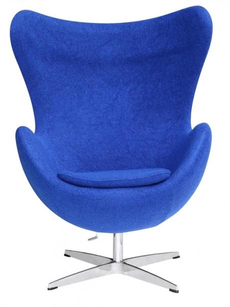 Blue Magnum Wool Chair 461x614