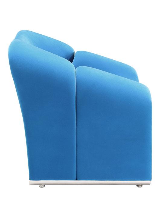 Blue Velocity Armchair 2