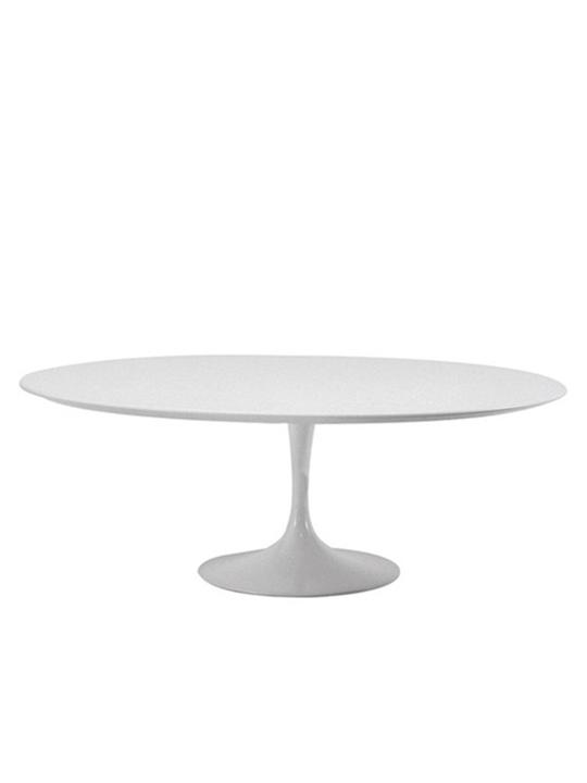 Brilliant Oval Coffee Table