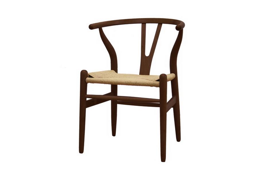 Brown Hemp Chair
