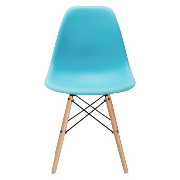 Ceremony Wood Chair Sky Blue 2