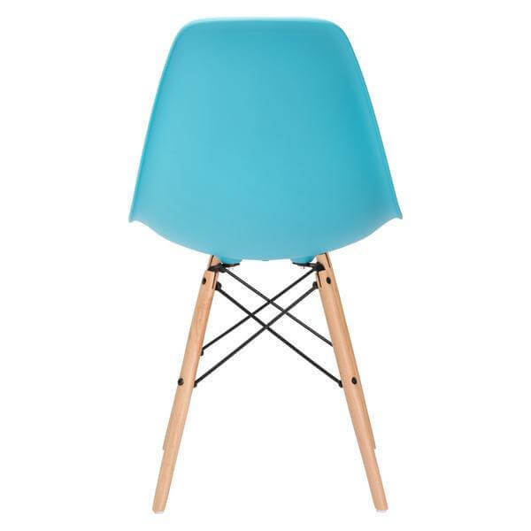 Ceremony Wood Chair Sky Blue 4