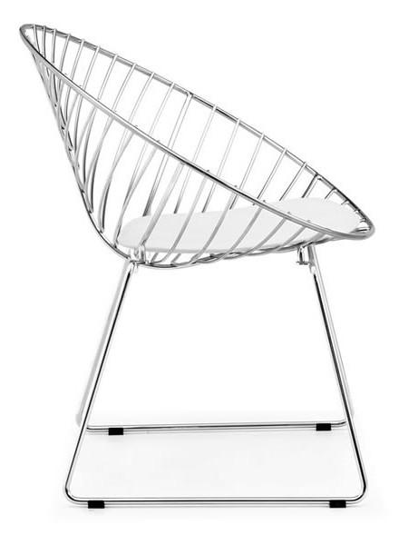 Chrome Maldives Chair 2 461x600