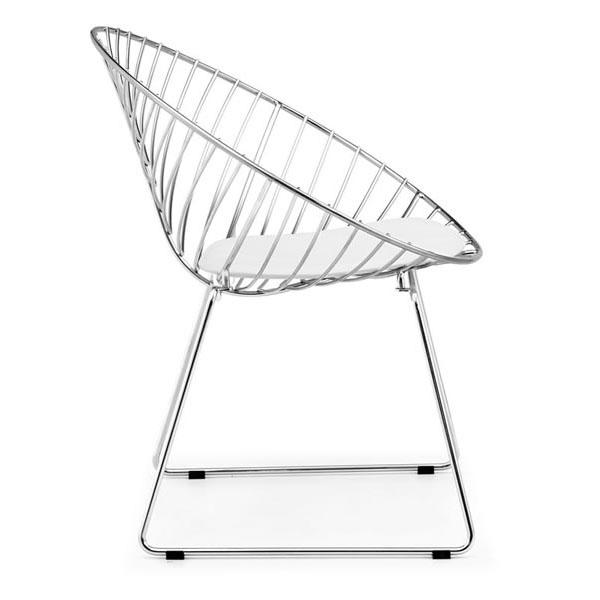 Chrome Maldives Chair 2