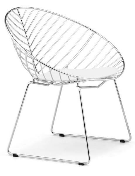 Chrome Maldives Chair 461x600