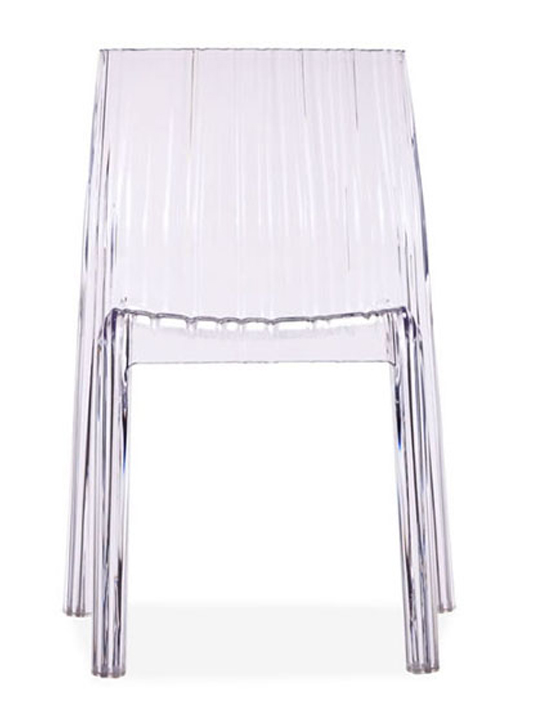 Clear Light Chair