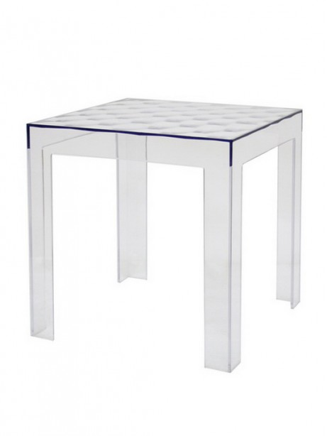 Clear Side Table 461x614