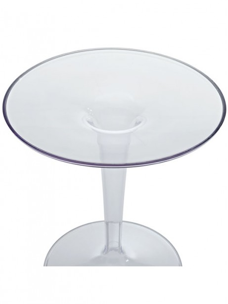 Clear Tulip Side Table1 461x614