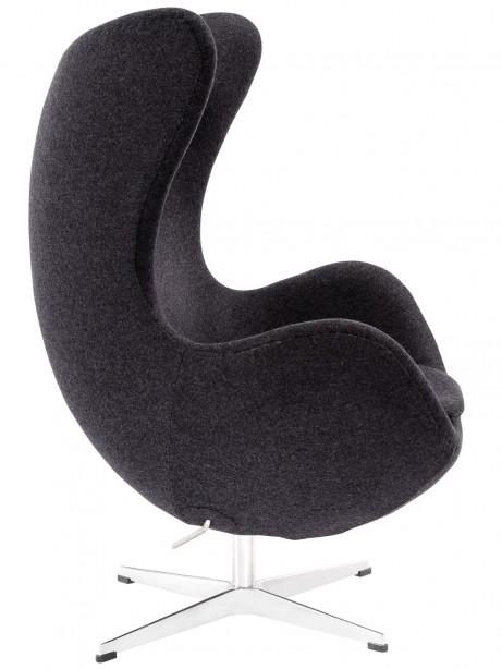 Dark Grey Magnum Wool Chair 1 461x614