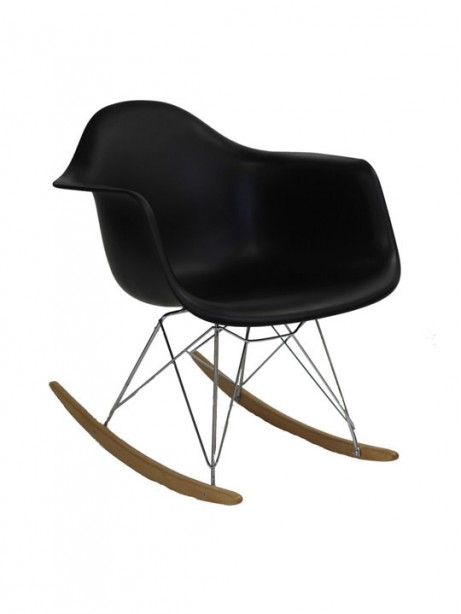 Dock Rocker Mid Century Rocking Chair 461x614
