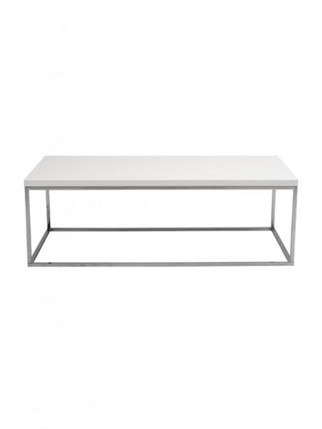 Float Rectangular Coffee Table White 461x614