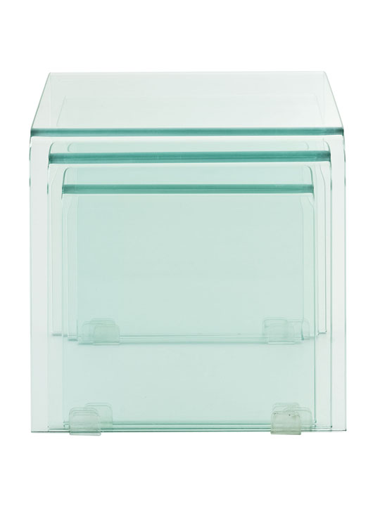 Glass Nesting Tables 4