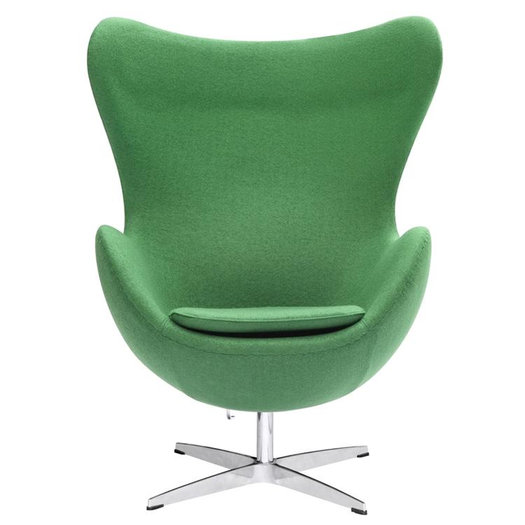 Green Magnum Wool Chair 1