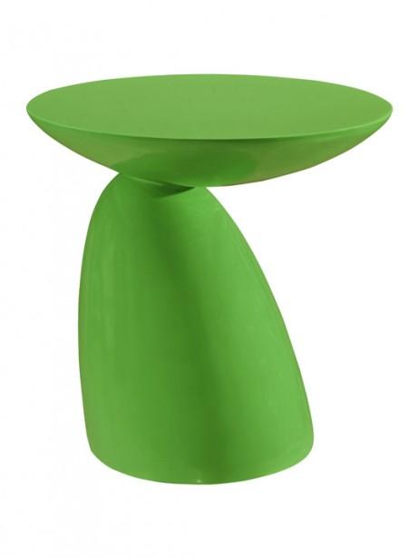 Green Pebble Side Table 2 461x614