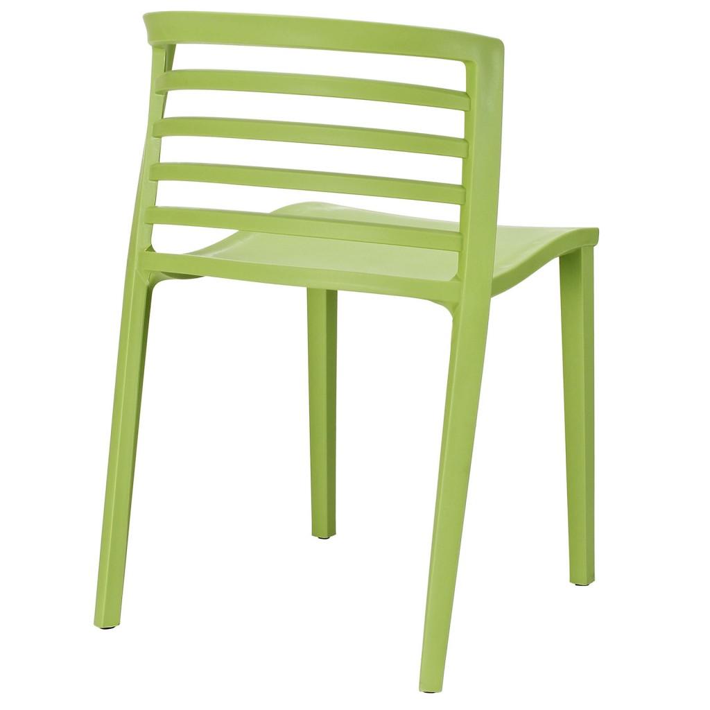 Green Skeleton Chair
