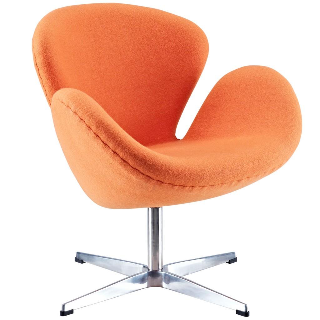 Hug Wool Chair Modern Furniture Brickell Collection