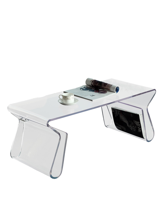 Invisible Coffee Table