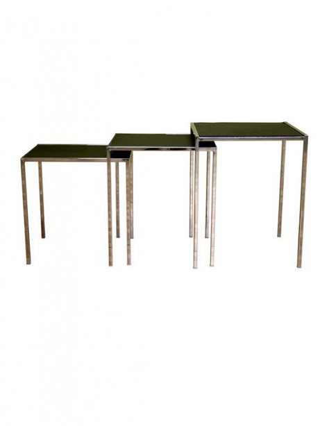Leather Nesting Table 461x614