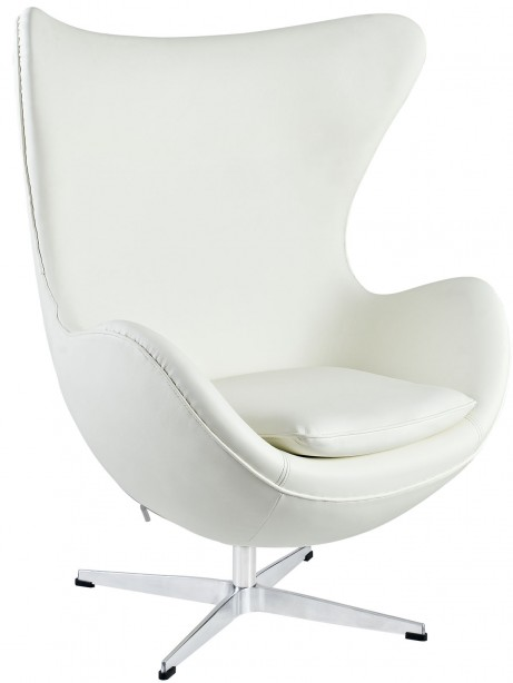 Magnum Leather Chair White 461x614