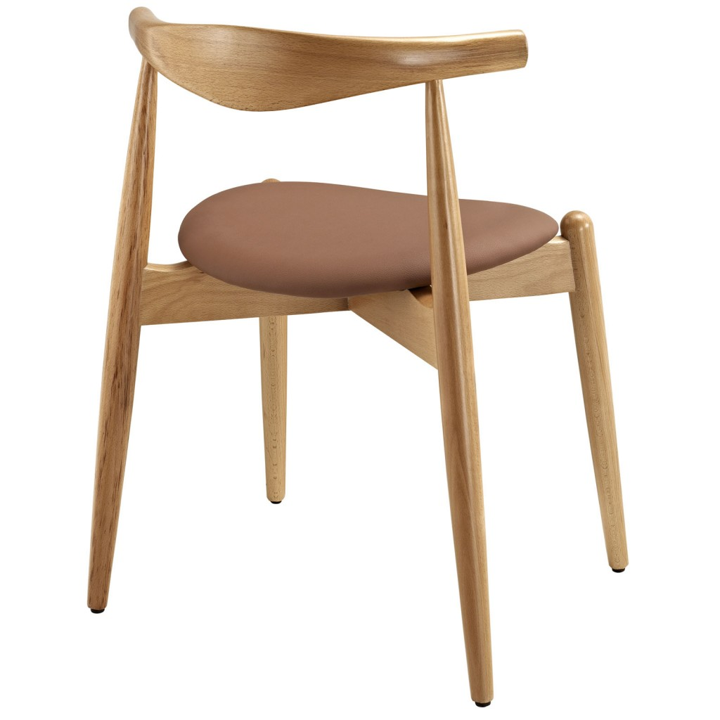 Marfa Chair Natural Wood Tan