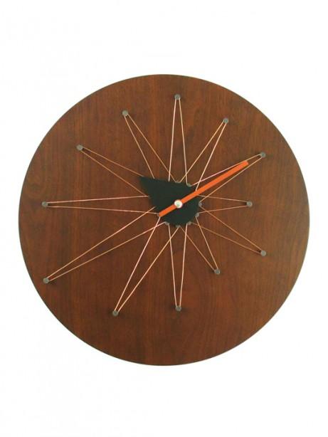 Mod Wood Clock1 461x614