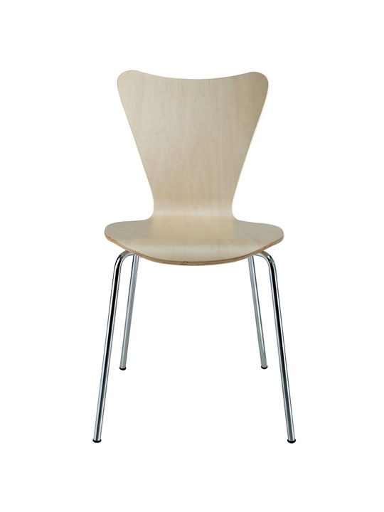 Natural Wood Nano Chair 2