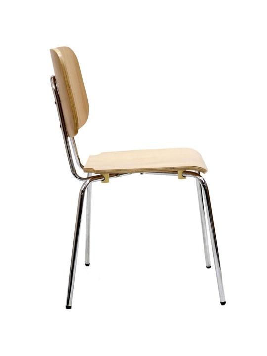 Natural Wood Wynwood Chair 2