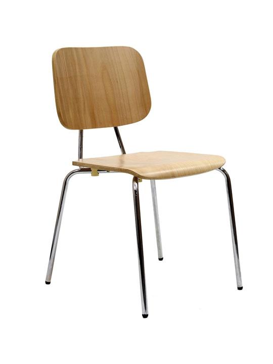 Natural Wood Wynwood Chair 3