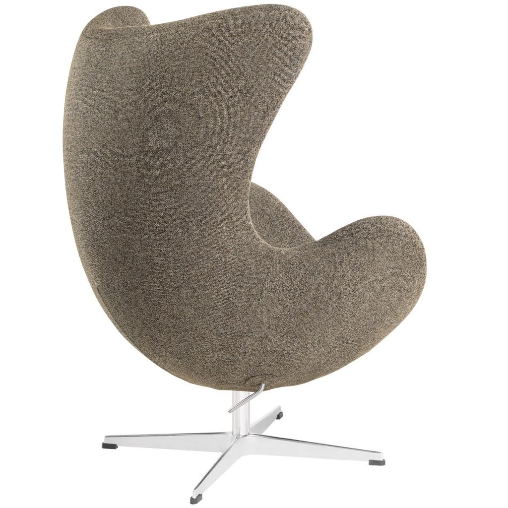 Oatmeal Magnum Wool Chair 2